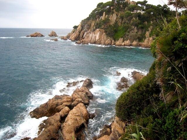 Costa Brava wilde Kueste 1