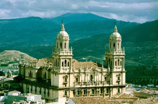 Jaen Kathedrale