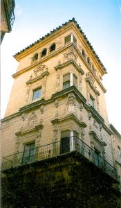 Ubeda Casa de las Torres